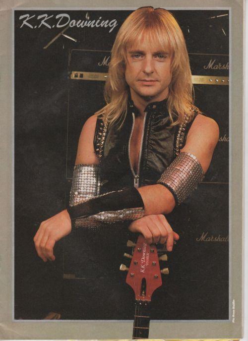 K.K. Downing - Judas Priest