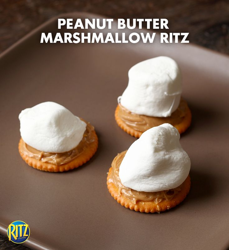 17 best images about ritz crackers recipes on pinterest for Easy sweet treats with peanut butter