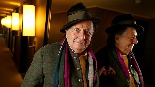 Barry Humphries: 'Henson is my friend and a visit to his studio is always a great event.' - article about Bill Henson's work in positive light - the australian