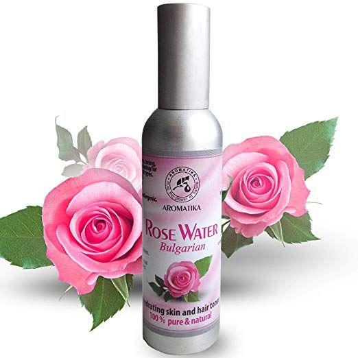Amazon Com Rose Water Rose Water Spray Rosewater Spray Rose Water Toner Bulgarian Water Spray For Face Bulgarian Rose Water Rose Water Toner