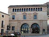 Palacio del Antiguo Concejo (siglo XVI)
