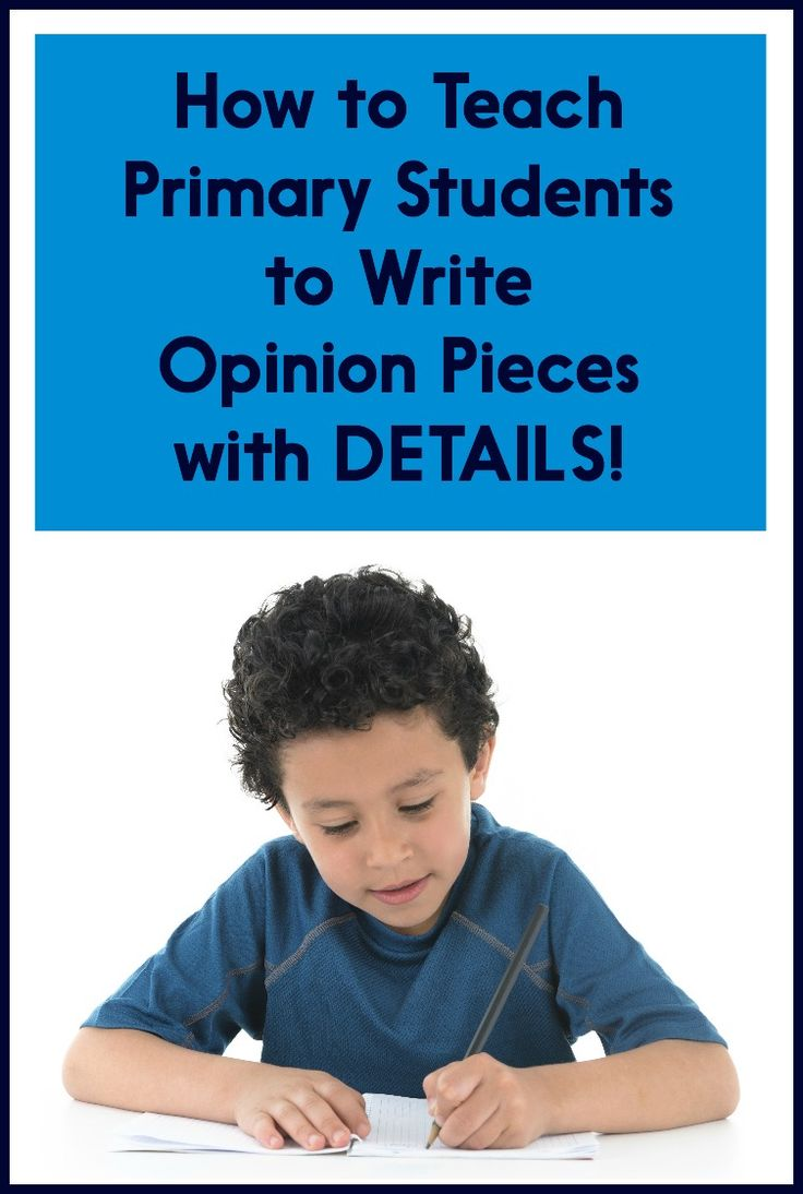 3 Strategies for Writing Persuasive Opinion Pieces