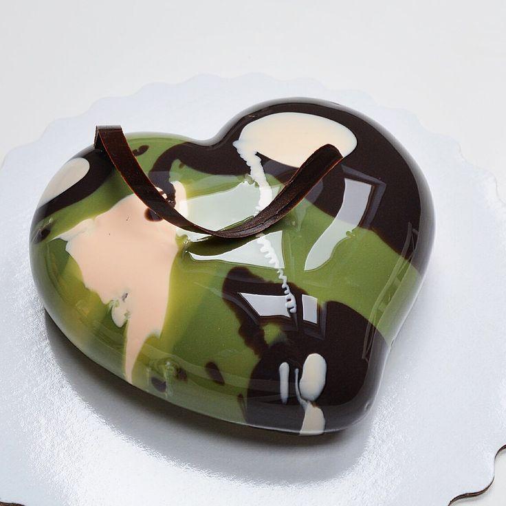 Муссовый торт