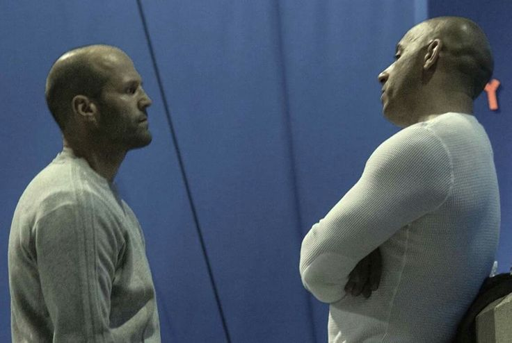 Vin & Jason Statam