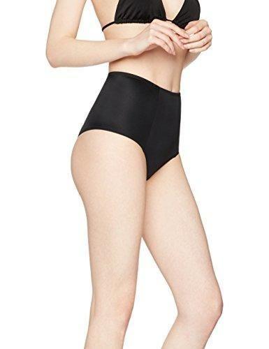 Oferta: 10.99€. Comprar Ofertas de Iris & Lilly Braguita de Bikini Talle Alto para Mujer, Negro (Black), 10 (Talla del fabricante: Small) barato. ¡Mira las ofertas!