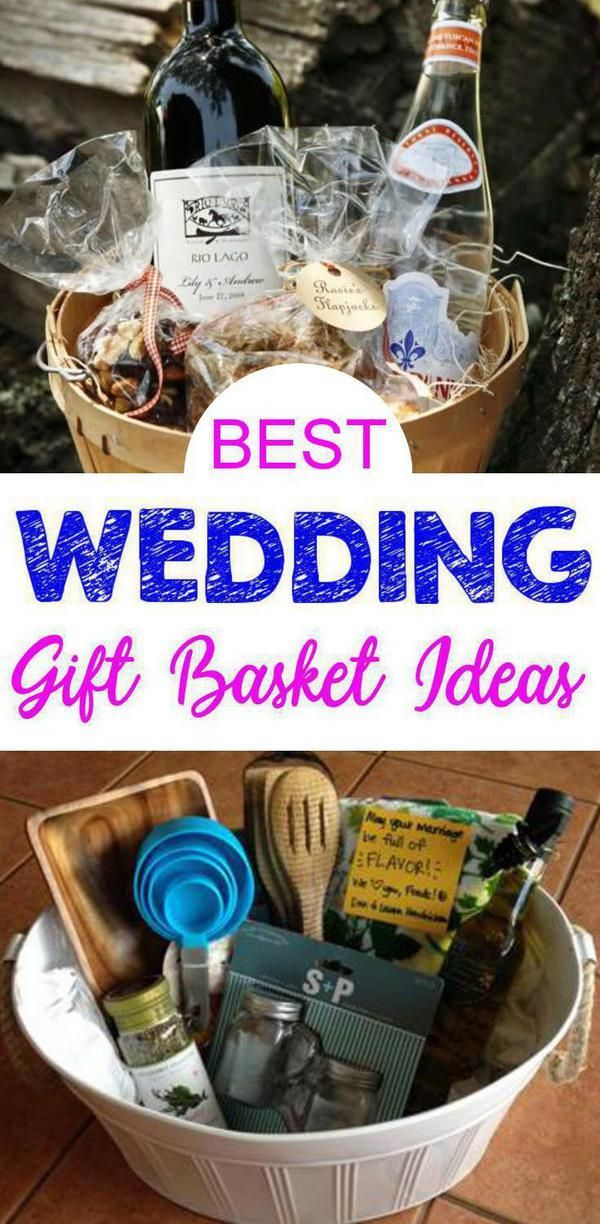Wedding Gift Baskets Simple And Creative Gift Basket Ideas For A Wedding Gift Gift Baskets Brides Diy Wedding Gifts Wedding Gift Baskets Best Wedding Gifts