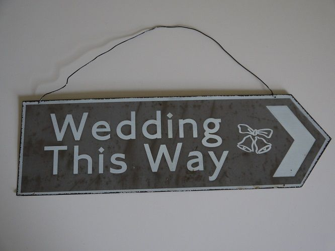 28 best wedding tableware and decoration hire kent images on wedding this way hanging sign wedding tableware and decorations available to hire in kent uk please see for further information and prices junglespirit Images