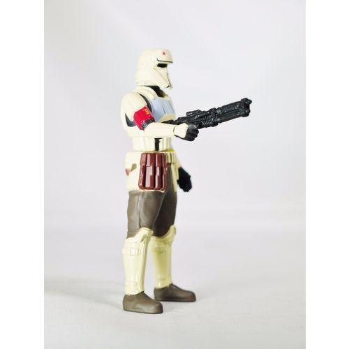 TAKARA TOMY STAR WARS ROGUE ONE METACORE Scarif Stormtrooper Metal Mini FIgure