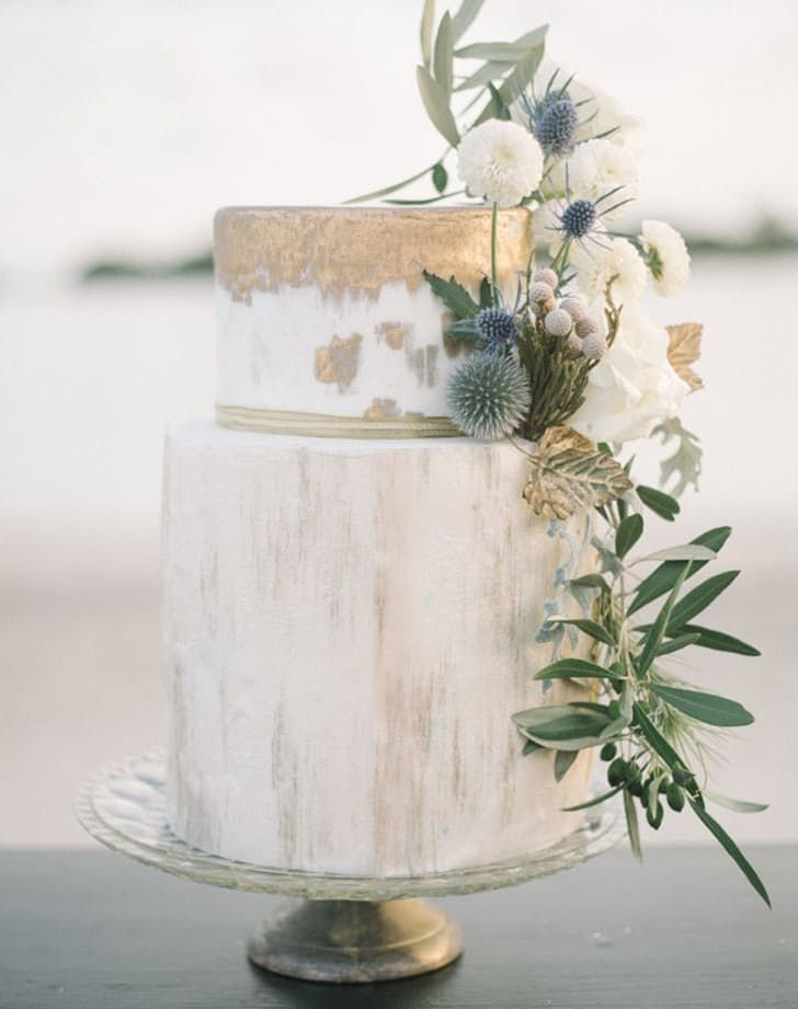 Watercolor Cakes for weddings. . how beautiful some of these are . the others are so-so and just because you think you can paint doesn't mean you can.