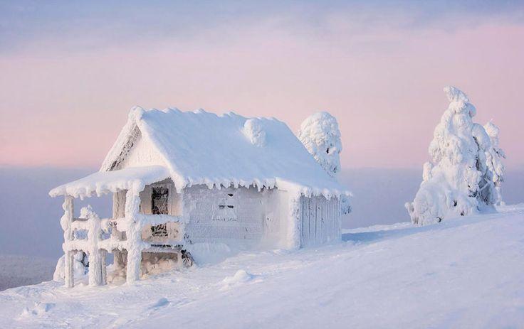 10+ Gründe, warum Lappland der magischste Ort ist, um Weihnachten zu feiern   – Shades of Winter ☃