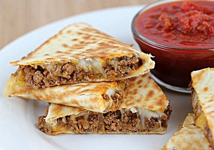 Beef Quesadillas... Happy Hour Appetizers 15 | Hampton Roads Happy Hour