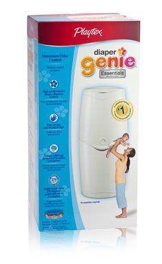 Playtex Diaper Genie® Essentials Diaper Disposal System