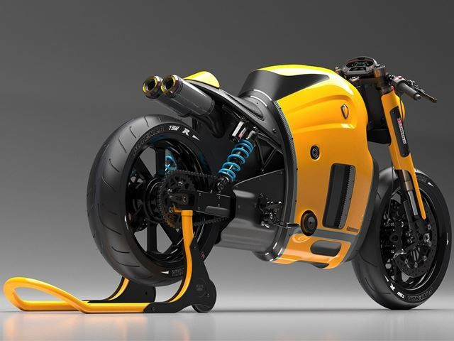 Should Koenigsegg Actually Make This Insane Motorcycle?