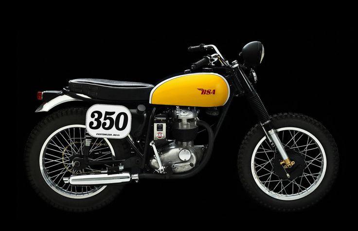 : Bike Nerd, Motorcycles Style, Motorbikenext Years, Scrambler Motorcycles, Custom Motorcycles, Images, Bsa Motorcycles, Bsa Tracker, Classic Bike