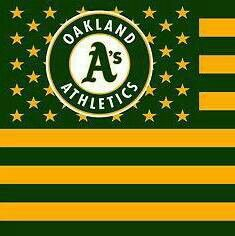 Oakland A's Athletics