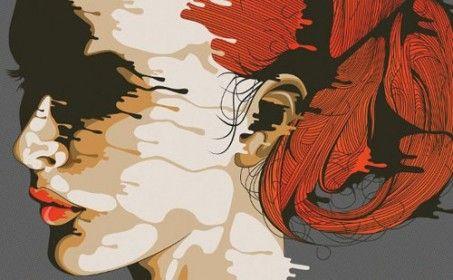 26.adobe illustrator portrait tutorials