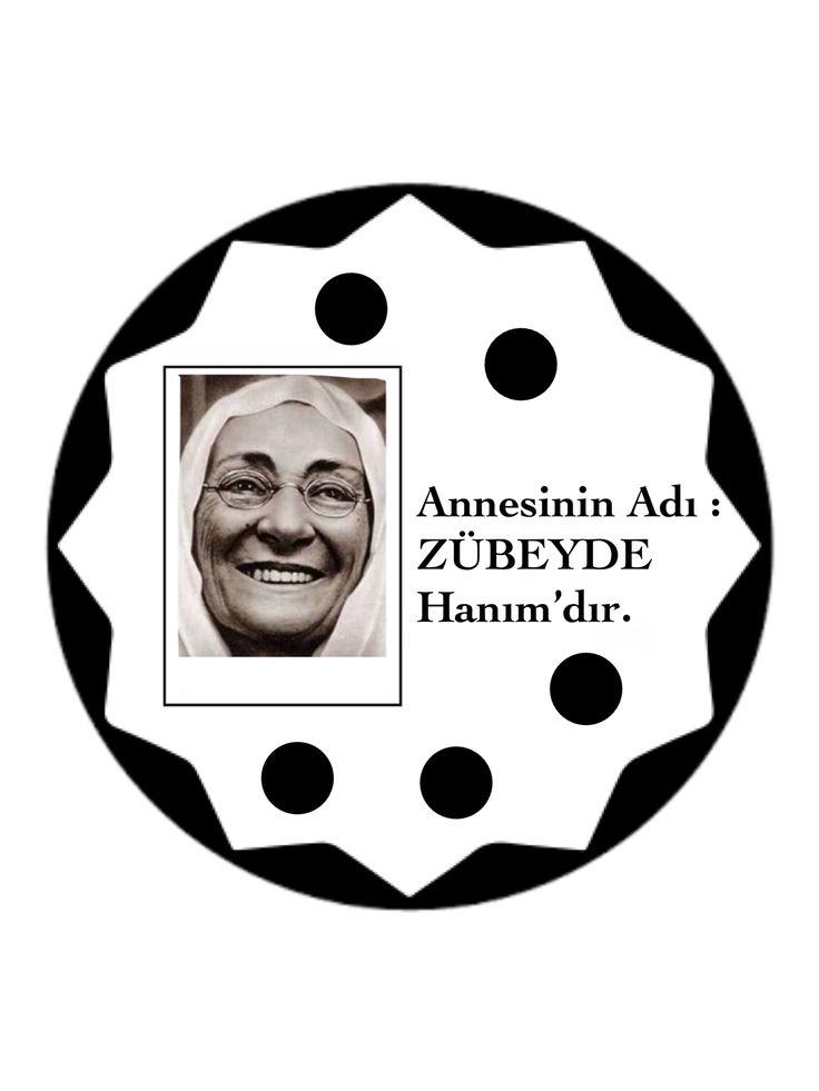 Okul Oncesi Ataturk Ve Zubeyde Hanim Pano Yapima Okul Oncesi