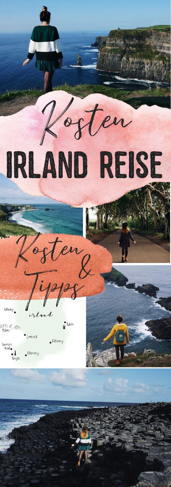 Kosten Irland Rundreise | Alle Kosten und Tipps