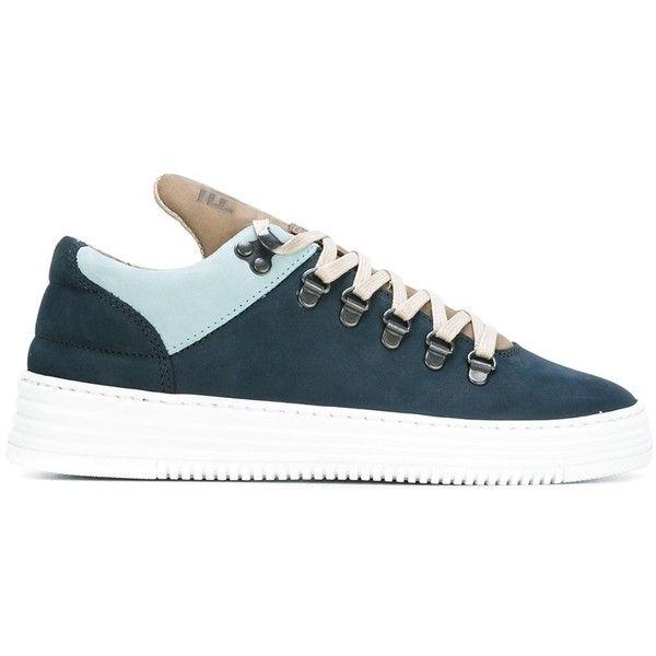 Filling Pieces 'Mountain Cut' sneakers featuring polyvore, women's fashion,  shoes, sneakers