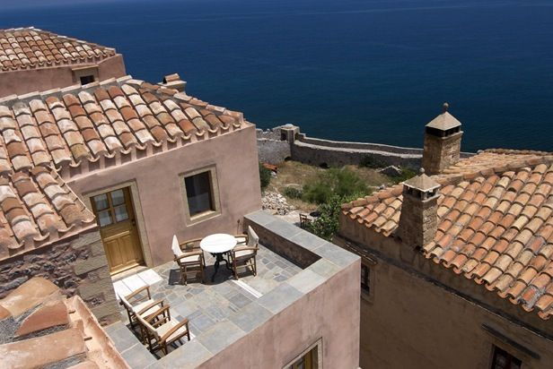 New Malvasia Hotel Monemvasia Greece