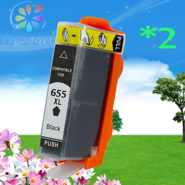$9.39 (Buy here: https://alitems.com/g/1e8d114494ebda23ff8b16525dc3e8/?i=5&ulp=https%3A%2F%2Fwww.aliexpress.com%2Fitem%2F2x-Black-for-hp-655-ink-cartridge-compatible-printer-ink-cartridge-for-hp-Deskjet-Ink-Advantage%2F32519624306.html ) 2x Black for hp 655  ink cartridge compatible printer ink cartridge for hp Deskjet Ink Advantage 3525/4615/4625/5525/6520/6525 for just $9.39