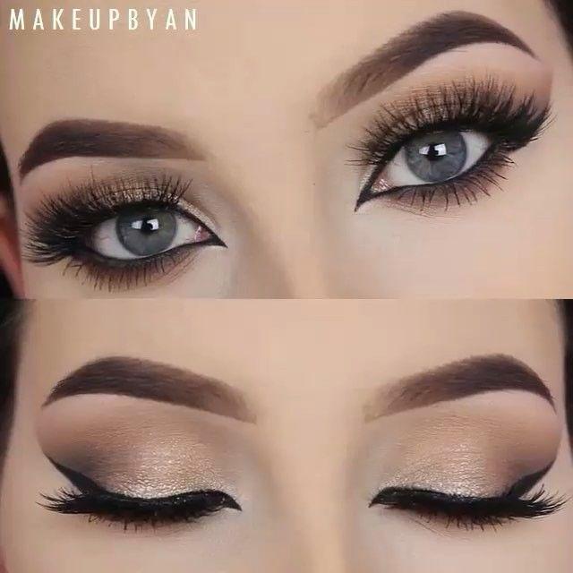 5881cc2a2b9 Her eyes and work are mesmerizing @makeupbyan wearing Grand Glamor lashes  from Eylure❤ #vegasnaylashes #vegas_nay | wedding 2017 | Eye Makeup, Vegas  nay ...