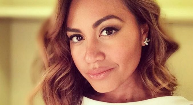How to find the right lipstick for your skin tone: Girls with deep skin tones like Jessica Mauboy can pull off any colour - lucky! - The Glow
