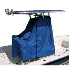 Boatworld Universal T-Top Centre Console Boat Cover