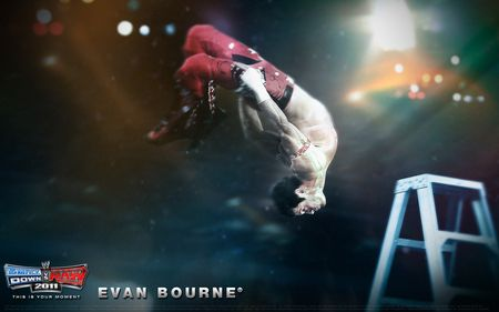 free evan bourne wallpapers | Evan Bourne - wwe, svr11, high flying, evan bourne