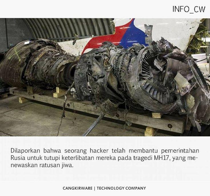 Dilaporkan bahwa seorang hacker telah membantu pemerintahan Rusia untuk tutupi keterlibatan mereka pada tragedi MH17 yang menewaskan ratusan jiwa.  Pada awal bulan ini diketahui fakta bahwa MH17 ditembak jatuh oleh Misil buatan Rusia jenis BUK. Fakta ini berhasil ditemukan oleh Badan Keamanan Belanda.  Namun Rusia selalu membantah hal tersebut bahkan mengkritisi hasil temuan dari investigasi ini dengan alasan bahwa faktanya bias dan telah dipolitisasi.  Sebuah perusahaan swasta yang bekerja…