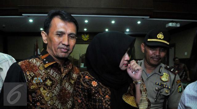 Suap DPRD Sumut, Gatot Pujo Nugroho Dituntut 3 Tahun Penjara - News Liputan6.com