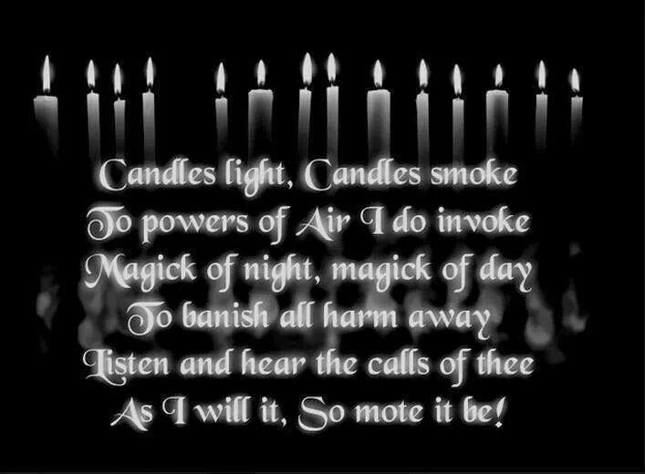 Candle Magick Wiccan SpellsMagic