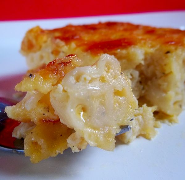 Macaroni pie, Trinidad and Macaroni on Pinterest