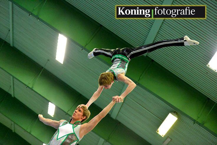 Acrobatische Gymnastiek