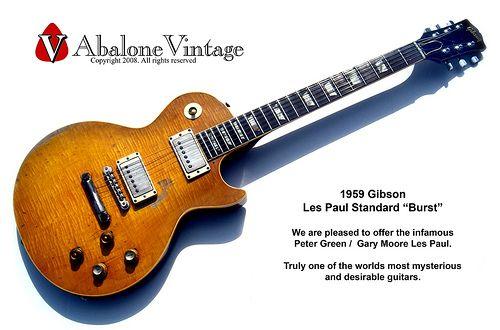 The Secret of Peter Green's Tone - Premier Guitar