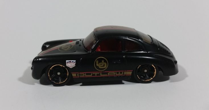 2016 Hot Wheels Showroom 10/10 Porsche 359A Outlaw Black Diecast Toy Car Vehicle https://treasurevalleyantiques.com/products/2016-hot-wheels-showroom-10-10-porsche-359a-outlaw-black-diecast-toy-car-vehicle #2000s #HotWheels #Showroom #Porsche #Outlaw #Diecast #Toys #Cars #Vehicles #FastCars #Autos #Automobiles #Collectibles
