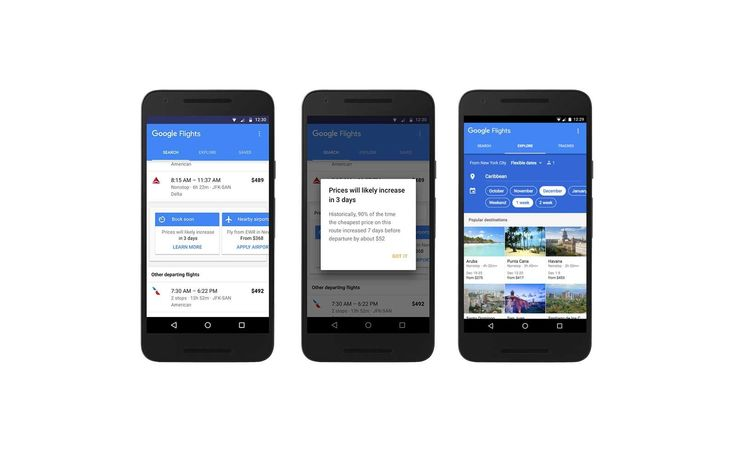 Google's Flight Search Tool Is About to Get Even Better - Travel + Leisure  Google's flight search tool is about to get even better. The airfare search engine will predict when prices will rise. Read on.