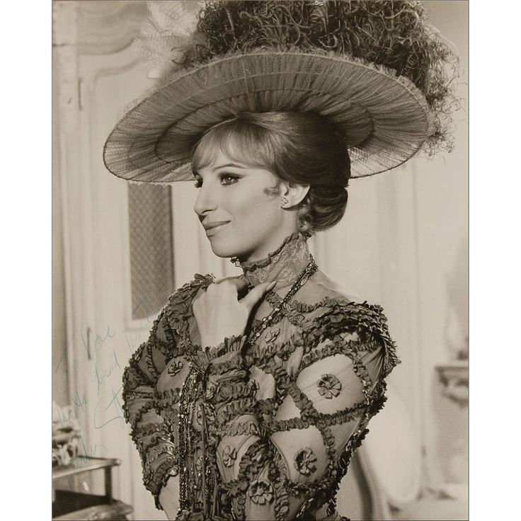 Lyric barbra streisand hello dolly lyrics : 130 best Barbara Streisand :) images on Pinterest | Barbra ...