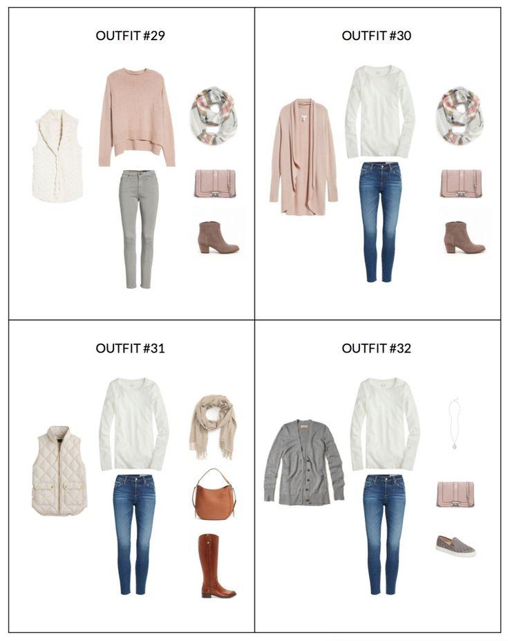 The Essential Capsule Wardrobe: Winter 2017/2018