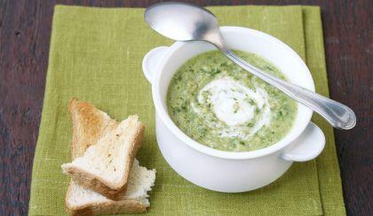 Zuppa veloce detox per depurarsi e restare leggeri! | Cambio cuoco