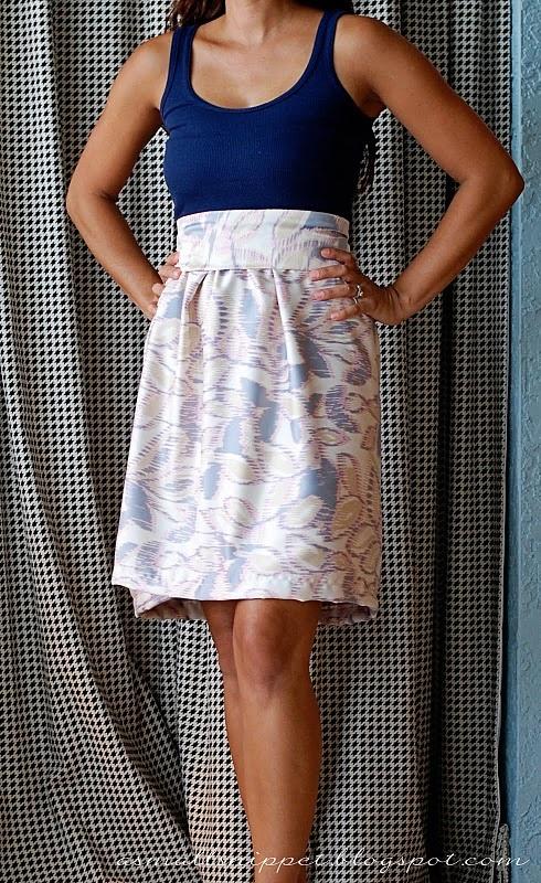 DIY dresses