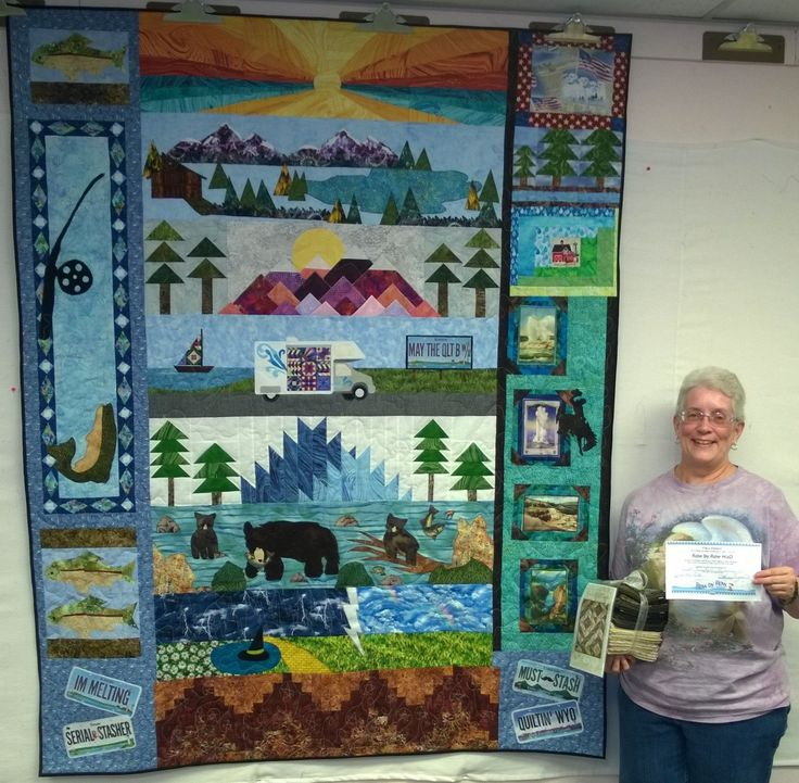 Row by Row Experience 2015 winner in Wyoming