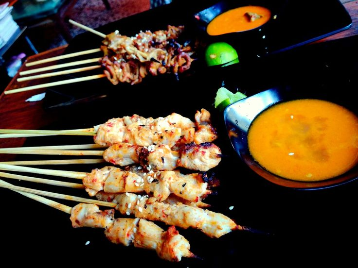 Sate Taichan #sate #satai #chicken #indonesia #chinnes #hot #spicy #foodhunter