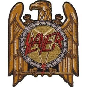 Slayer Eagle Logo Patch