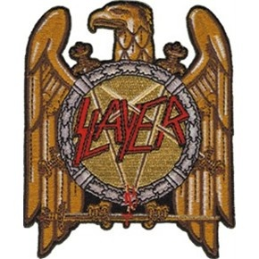 Slayer Eagle Logo Patch