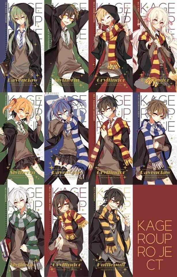 Hogwart X Kagepro