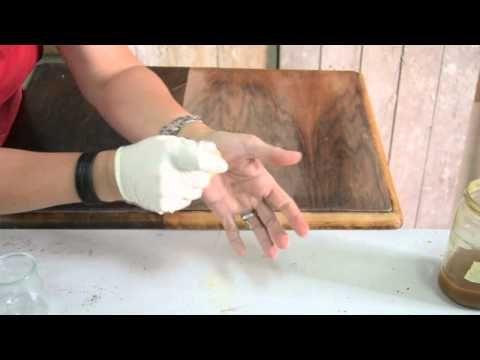 Cuaderno de Taller Nº1: Revitalización de acabados - YouTube