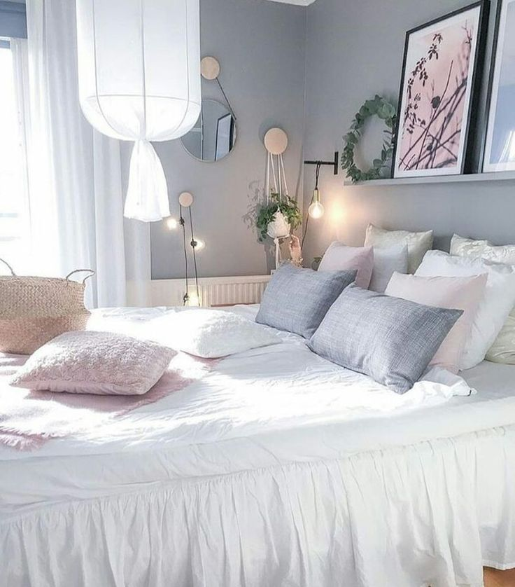 63 cool bedroom decor ideas for girls teenage (61)