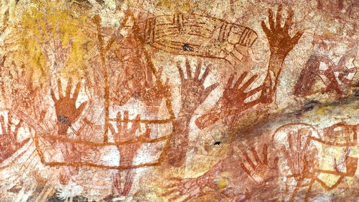 Davidson 39 S Arnhemland Safaris Rock Art Mount Borradaile