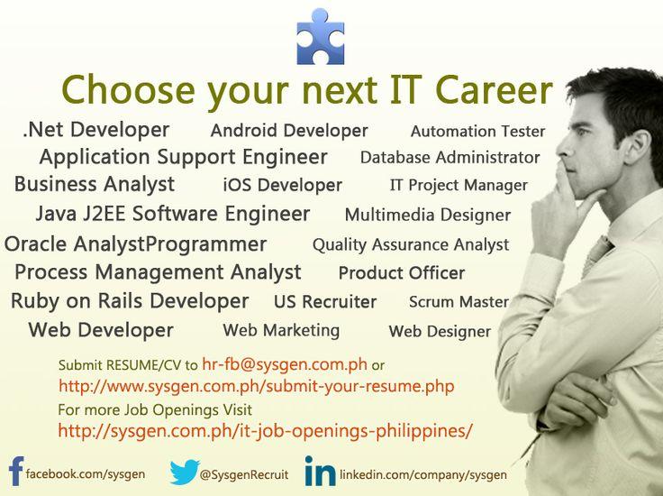 19 best Posters images on Pinterest Posters, Career and Changu0027e 3 - web developer job description